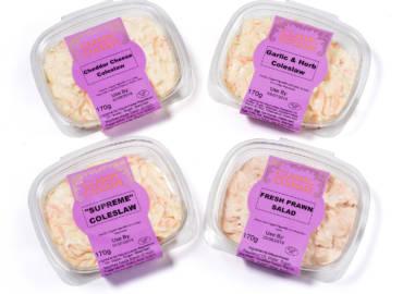Coleslaws & Pastas